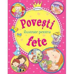 Aceasta carte este o colectie superba de povesti noi minunat ilustrate o comoara fabuloasa spre incantarea fetitelor