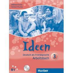 Ideen 3 Arbeitsbuch mit 2 Audio-CDs zum Arbeitsbuch imagine librarie clb