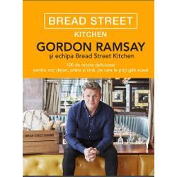 100 de re&539;ete noi &537;i apetisante oferite de Gordon Ramsay &537;i de premiata echip&259; a restaurantului Bread Street Kitchen pentru fiecare moment al zilei de la mic dejun la cin&259;Folosind ingrediente proaspete &537;i tehnici simple care poart&259; amprenta lui Gordon Ramsay &8211; deci po&539;i s&259; fii sigur c&259;-&539;i vor reu&537;i &8211; re&539;etele din aceast&259; carte sunt perfecte dac&259; te afli &238;n c&259;utare de idei noi &537;i de