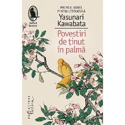 """Selec&355;ie traducere din japonez&259; note &537;i glosar de Flavius FloreaPovestirile lui Kawabata ofer&259; o viziune sublimat&259; asupra vie&539;ii &537;i ele mai mult sugereaz&259; decât afirm&259; Patru dintre povestiri """"Japoneza Anna"""" """"Mul&539;umesc"""" """"B&259;rbatul care nu râde"""" &537;i """"Imortalitate"""" au fost ecranizate chiar sub titlul acestui volum selectiv &537;i prezentate la Festivalul"""