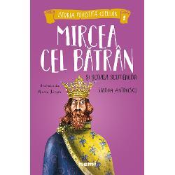 ISTORIA POVESTITA COPIILOR ESTE O SERIE DE ROMANE PENTRU COPII MENITE SA-I FAMILIARIZEZE CU ISTORIA ROMANIEISuntem in anul 1395 Aventura gemenilor Calin si Ilinca incepe in vremea lui Mircea cel Batran domnitor al Tarii Romanesti ce-si avea cetatea de scaun la Curtea de ArgesAici se intalnesc cu un alt Mircea fiul potcovarului de la care afla imediat numele in cautarea carora pornisera Insa din dorinta de a descoperi mai multe despre batalia de