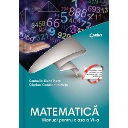 Matematic&259; - Manual pentru clasa a VI-a