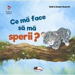 Când frica pune st&259;pânire pe tine este bine s&259; discu&539;i despre aceasta cu cei apropia&539;i Nu orice ezitare sau fug&259; este din cauza fricii Uneori suntem doar prev&259;z&259;tori Alte temeri sunt fire&537;ti &537;i cu ajutorul celor dragi pot fi dep&259;&537;ite Aceasta este lec&539;ia pe care o primim de la Micul Leopard