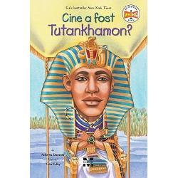 Un faraon copilConduc&259;torul Egiptului care a murit înainte s&259; împlineasc&259; dou&259;zeci de aniO mumie veche de trei mii de aniToate cele de mai susAfl&259; mai multe din aceast&259; carte minunat ilustrat&259;