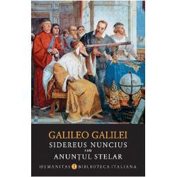 """""""Cu descoperirile sale astronomice Galilei a dezv&259;luit o nou&259; dimensiune a experien&355;ei vechiul cer contemplat pân&259; atunci nu mai exista mai exact nu existase niciodat&259; &351;i era înlocuit cu un cer nou pe care nimeni de-aci înainte nu-l mai putea ignora Dar dac&259; ele odat&259; verificate au trezit entuziasm &351;i admira&355;ie mai ales printre sus&355;in&259;torii teoriei copernicane altora schimbarea paradigmelor de care"""