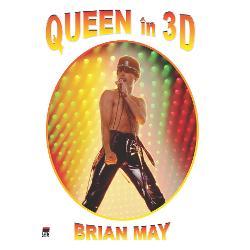O carte - eveniment Queen în 3D este primul volum dedicat legendarei forma&539;ii rock &537;i realizat de c&259;tre un membru al acesteia Acesta con&539;ine m&259;rturii peste 360 de fotografii pe care artistul le-a realizat cu ajutorul camerei sale stereoscopice de-a lungul mai multor decenii o pereche de ochelari speciali &537;i instruc&539;iuni pentru folosirea acestora Fotografiile 3D realizate de chitaristul Brian May surprind momente memorabile ale trupei Queen din