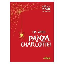 Pânza Charlottei  C&259;r&355;ile de aur ale copil&259;riei Vezi statistica Pânza Charlottei  C&259;r&355;ile de aur ale copil&259;riei E B White Pre&355; 25 50 lei Disponibilitate Disponibil&259; Voteaz&259; cartea Cel mai cunoscut roman-fabul&259; de dimensiuni romane&537;ti a literaturii pentru copii din toate timpurile Publicat&259; în decembrie 2015 Traducere din limba englez&259; de Florin Bican paperback 192 p Înal&355;ime 18 cm