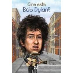 Un b&259;iat pe nume Bobby Zimmerman din Hibbing statul MinnesotaUn cânt&259;re&539; folk din Greenwich Village în anii 60Un autor c&259;ruia i s-a decernat în 2016 Premiul Nobel pentru Literatur&259;Toate cele de mai susAfl&259; mai multe despre adev&259;ratul Bob Dylan în aceast&259; biografie amuzant&259; &537;i minunat ilustrat&259;