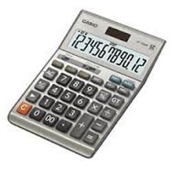 Calculator de birou dimensiuni normal ecran inclinat ideal pentru biroul dumneavoastra Logica Casio conform tabel