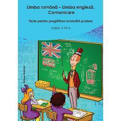 Limba romana-Limba engleza Evaluare clasa a VI-a editia a II a