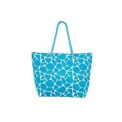 Puls sac bleu deschis de plaja MarrakechDimensiuni 50 x 14 x 36 cm