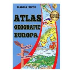 Editia a 2-aAtlasul Geografic al Europei se adreseaza in egala masura profesorilor elevilor studentilor si in general tututror persoanelor interesate de problematicile geografice ale lumii contemporane