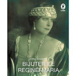 Istoria bijuteriilor regale ca &537;i a altor piese din metale pre&539;ioase cu valoare istoric&259; a fost metamorfic&259; regimul politic &537;i legisla&539;ia conturându-le drumul Amintirea bijuteriilor reginei Maria se mai reg&259;se&537;te în fotografiile de epoc&259; în desenele inventarului din 1900 dar &537;i într-o serie de documente precum listele bijuteriilor din 1902 coresponden&539;a facturi testamente sau alte acte Multe din