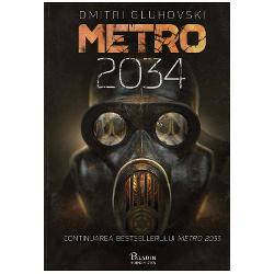 Continuarea bestsellerului Metro 2033R&259;zboaiele istoriei încetaser&259; s&259; mai &539;eas&259; Prea pu&539;ini oameni se mai interesau de trecut într-o lume f&259;r&259; viitor &538;es&259;tura vast&259; se oprise brusc l&259;sând intact un singur fir sub&539;ireAnul 2034 îi g&259;se&537;te pe supravie&539;uitorii catastrofei nucleare tot în tunelurile moscovite La suprafa&539;&259; nu