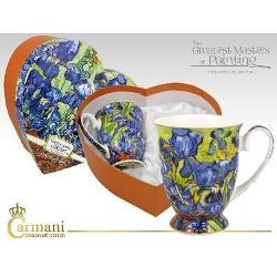 Set 2 Cani Portelan 0,35L Van Gogh Iris 8300305