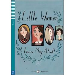 The unmissable story of four sisters whose father is fighting in the American Civil WarIn this Reader you will findInformation about Louisa Alcott  CLIL History The American Civil War  A section focusing on Little Women at the cinema theatre and on TV  Exit testJo Meg Amy and Beth are the four March sisters all very different but always there for each other With their