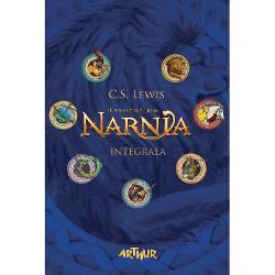Cronicile din Narnia (pachet integral)