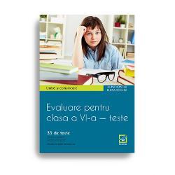 Cartea se adreseaz&259; elevilor care se preg&259;tesc pentru sus&539;inerea Evalu&259;rii Na&539;ionale – Limb&259; &351;i comunicare – Limba englez&259; de la sfâr&537;itul clasei a VI-aCele33 de testesunt realizate în conformitate cu modelele actuale de subiecte de examen incluzând întreaga varietate de itemi propu&537;i de Ministerul Educa&539;iei Na&539;ionaleFiecare test