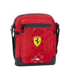 Borseta umar Ferrari rosie poate fi un cadou exceptional pentru prezenta masculina din viata ta Acesta este un produs exceptional pentru fanii Ferarri si Formula 1 Marca Ferarri este foarte cunoscuta la nivel international