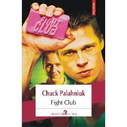 Romanul care a definit o genera&355;iePublicat în 1996 &351;i devenit un clasic al literaturii undergroundFight Clubeste unanim considerat unul dintre cele mai originale &351;i provocatoare romane scrise în ultimul deceniu al secolului XXFight Clubeste povestea unui