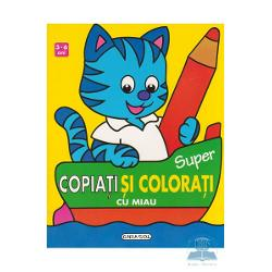 Super colorati si copiati cu miau
