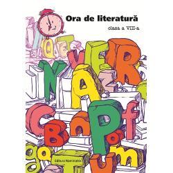 Ora de literatura clasa a VIII a