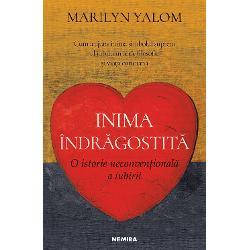 Cum a aparut legatura dintre inima si iubire Cum a devenit inima simbolul suprem al iubirii si cum a evoluat acesta in decursul timpului din vremea Scripturilor pana in era emoticoanelor din social media De ce este inima cel mai cunoscut simbol din lumePictura literatura teatrul sau teologia ultimelor doua milenii ofera separat si impreuna un raspuns fascinant si deschid noi posibilitati de a privi emotia umana suprema Marilyn Yalom paseste cu atentie intr-un muzeu