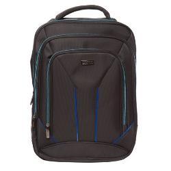 Rucsac Laptop Toledo Negru Cu Albastru A12748