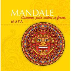Mandala este definit&259; ca o diagram&259; cosmologic&259; ce poate fi folosit&259; &238;n medita&355;ie Aceast&259; diagram&259; const&259; &238;ntr-o serie de forme geometrice concentrice organizate pe diferite niveluri vizuale Mandalele nu sunt simple desene colorate Toate elementele au o semnifica&355;ie