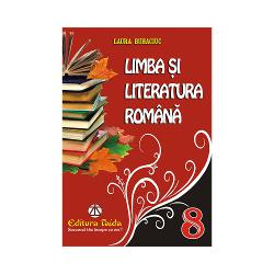 Limba si literatura romana clasa a VIII a