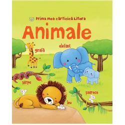 &206;n aceast&259; c&259;rticic&259; frumos ilustrat&259; copiii vor descoperi &537;i vor &238;nv&259;&539;a primele lucruri despre animale