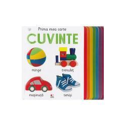 Aceasta carte cu imagini viu colorate ii va ajuta pe micuti sa-si imbogateasca vocabularul si sa-sidezvolte abilitatile de vorbire prin asocierea cuvintelor cu obiecte