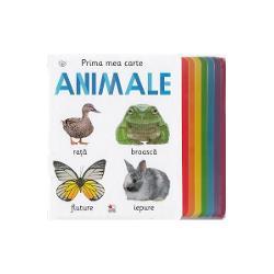 Ghidul p&259;rinteluiAceast&259; carte cu animale viu colorate &238;i va ajuta pe micu&539;i s&259;-&537;i &238;mbog&259;&539;easc&259; vocabularul &537;i s&259;-&537;i dezvolte abilit&259;&539;ile de vorbire prin asocierea cuvintelor cu imagini