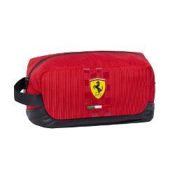 Geanta accesorii Ferrari rosie&160;un produs exceptional pentru fanii Ferarri si Formula 1 Alege azi&160;produse unice exceptionale pentru cei dragi tie Marca Ferarri este foarte cunoscuta la nivel international