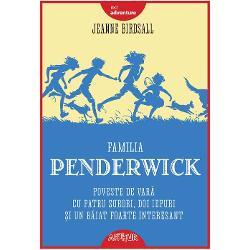 Premiul National Book Award pentru literatura adresat&259; copiilor &537;i adolescen&539;ilorVara asta surorile Penderwick au parte de o surpriz&259; încânt&259;toare o vacan&539;&259; la minunatul conac numit Arundel În curând