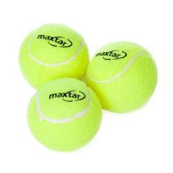 Maxtar Match - Set 3 mingi tenis de camp A46191 imagine librarie clb