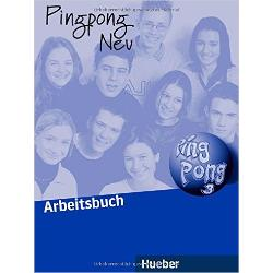 Pingpong Neu 3 Arbeitsbuch