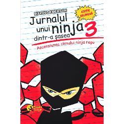 Jurnalul unui ninja dintr-a &537;asea spune povestea unui b&259;iat Chase Cooper care s-a mutat într-un alt cartier &537;i este nevoit s&259; înceap&259; clasa a &537;asea într-o &537;coal&259; nou&259; unde nu cunoa&537;te pe nimeni în afar&259; de veri&537;oara lui Zoe Curând prime&537;te o propunere nesperat&259; este invitat s&259; fac&259; parte din cea mai tare ga&537;c&259; din &537;coal&259; – clanul ninja care