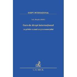 Curs de drept international cu privire asupra comertului