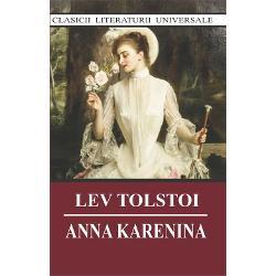 In acest roman al lui Tolstoi avem parte de dragoste destin autodistrugere Pare ca Anna Karenina are totul frumusete bogatie simpatie si un fiu pe care il divinizeaza Dar simte ca viata ii este goala pana cand il intalneste pe contele Vronsky Povestea lor de dragoste scandalizeaza familia si societatea aducand la suprafata gelozie si inversunare In contrast cu aceasta poveste de dragoste si autodistrugere sta povestea lui Levin un barbat care se straduieste din rasputeri sa-si afle
