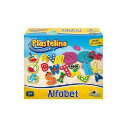 PentruBaieti FeteVarsta3 - 4 ani 4 - 5 ani 5 - 7 aniCuloareMulticolorColectieAdventureBrandPlastelinoInvata sa scrii si sa citesti cu plastilinaDecupeaza si modeleaza plastilina in forma literelor