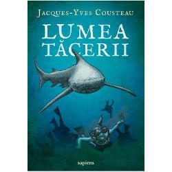 """Înainte de a deveni faimos prin documentarele despre adâncurile m&259;rilor Jacques-Yves Cousteau s-a remarcat prin inven&539;iile &537;i premierele sale Lumea t&259;cerii este istorisirea primilor ani de carier&259; perioad&259; în care Cousteau experimenta filmarea subacvatic&259; """"vâna"""" minele marine ale nazi&537;tilor c&259;uta vechi epave cu înc&259;rc&259;turi pre&539;ioase f&259;cea primii s&259;i pa&537;i în zoologia"""