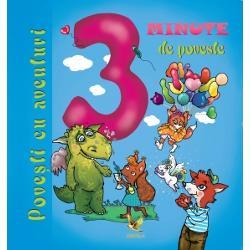 Timpul petrecut al&259;turi de copii citindu-le &537;i ajutându-i s&259; descopere lumea fascinant&259; a c&259;r&539;ilor este nepre&539;uit De aceea indiferent cât de ocupa&539;i am fi haide&539;i s&259; ne facem timp – m&259;car 3 minute în fiecare zi – s&259; deschidem o carte &537;i s&259; le citim   despre zâne vr&259;jitoare unicorni balauri pitici glume&539;i &537;i alte persoanje