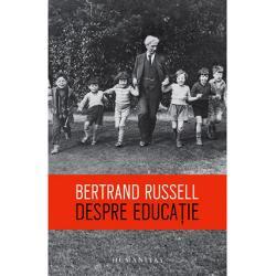 Multe dintre ideile înnoitoare despre educa&355;ie ale lui Bertrand Russell au fost socotite în epoca sa absolut scandaloase În aceast&259; carte autorul pledeaz&259; pentru eliberarea copilului de ascultarea necondi&355;ionat&259; datorat&259; p&259;rin&355;ilor &351;i autorit&259;&355;ii religioase Russell sus&355;ine c&259; societatea se poate transforma radical dac&259; la baza educa&355;iei st&259; cunoa&351;terea înso&355;it&259; de