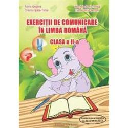 Exercitii de comunicare in limba romana clasa a II a