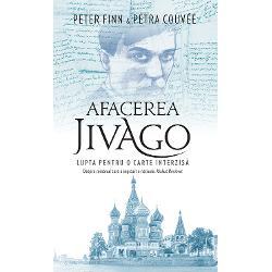 In 1956 Borris Pasternak pune in mainile unui agent literar italian o carte rostind urmatoarele cuvinte Acesta este Doctorul Jivago Sper sa ajunga in toata lumea Autorul stia deja ca acest roman nu avea sa fie publicat in Uniunea Sovietica asa ca decisese ca el sa fie tradus si publicat in restul lumii - un adevarat act de curaj In 1958 viata acestei carti ia o turnura de roman de spionaj CIA dandu-si seama ca Razboiul Rece este mai mult un razboi ideologic publica romanul in