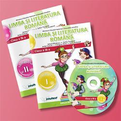 Limba si literatura romana Manual pentru clasa a III a semestrul I CD