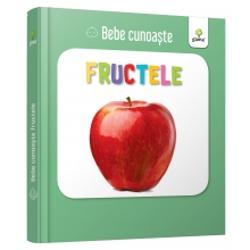 Util&259; pentru a-i înv&259;&539;a pe bebelu&537;i cuvinte noi cartea prezint&259; zece fructe – câte o imagine pe fiecare pagin&259; Este cartonat&259; integral u&537;or de apucat &537;i rezistent&259; la r&259;sfoireSeria Bebe cunoa&537;te este dedicat&259; copiilor de vârst&259; mic&259; afla&539;i la primele interac&539;iuni cu cartea No&539;iunile sunt prezentate în perechi u&537;or de asociat în