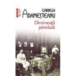 """Premiul Tîrgului de Carte de la Leipzig edi&539;ia 2019pentru traducerea în limba german&259; Eva Ruth WemmeDiminea&539;&259; pierdut&259;a fost dramatizat &537;i pus în scen&259; de C&259;t&259;lina Buzoianu la Teatrul Bulandra decembrie 1986 - februarie 1990 cu o distribu&539;ie de aur""""Madam Delc&259; î&351;i face turneul ei de vizite luînd-o de"""