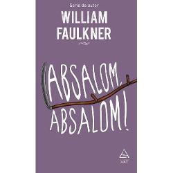 Considerat de critici drept capodopera lui William FaulknerAbsalom Absalomspune povestea lui Thomas Sutpen un tân&259;r s&259;rac din Sudul american de dinainte de R&259;zboiul Civil care îmbog&259;&539;indu-se intr&259; prin c&259;s&259;torie într-o familie respectabil&259; Ambi&539;ia lui de a se înavu&539;i tot mai mult &537;i de a avea controlul asupra destinului celorlal&539;i va duce în final la distrugerea stirpei